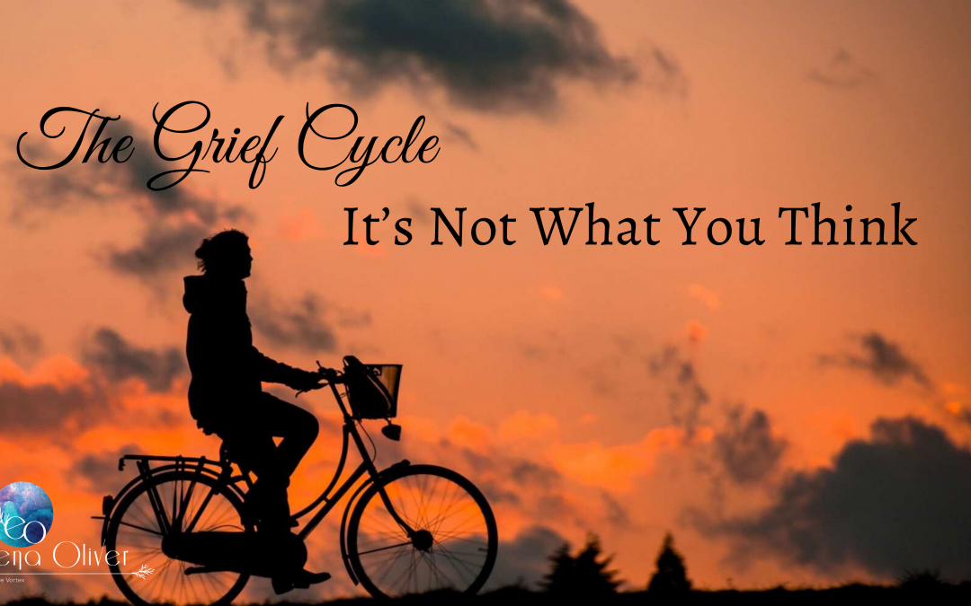 The Grief Cycle: It's Not What You Think