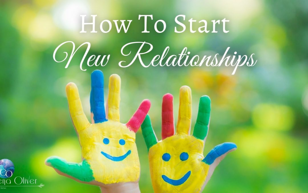 How To Start New Relationships