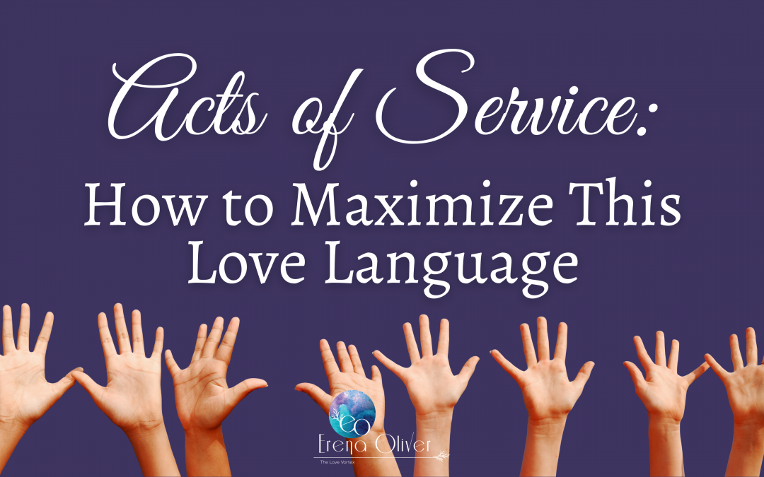 Acts of Service Love Language